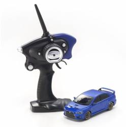 Kyosho Mini-Z Mitsubishi Lancer EVO-X MA020 Sports AWD Blue 2,4GHz RTR (art. 32142MB)
