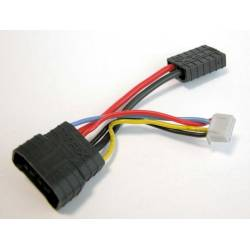 EZpower Adattatore batterie Traxxas ID - LI-PO 3S (art. EZPTX003)