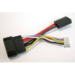 EZpower Adattatore batterie Traxxas ID - LI-PO 4S (art. EZPTX004)