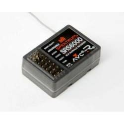 Spektrum Ricevitore SRS6000 6 canali DSMR AVC Surface Receiver (art. SPMSRS6000)