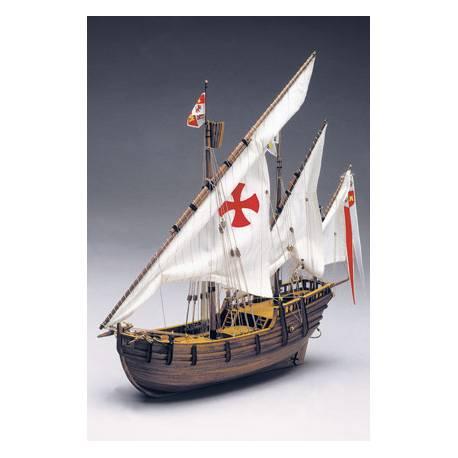 Mantua Model Caravella Nina del 1492 scala 1/50 (art. 756)