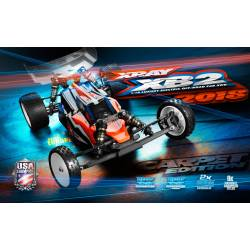 Xray XB2 2018 2WD 1/10 Electric Off-Road Car Carpet Edition (art. 320004)
