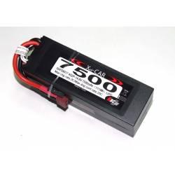 kair RC Batteria Li-po 14,8V 7500mAh 20C DEANS (art. SAF09017)