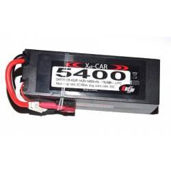 RC System Batteria Li-po 14,8V 5400mAh 30C DEANS (art. SAF09016)