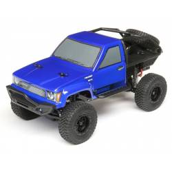 ECX Rc Automodello Barrage 1/24 4WD Scaler Rock Crawler RTR colore Blue (art. ECX00017T2)