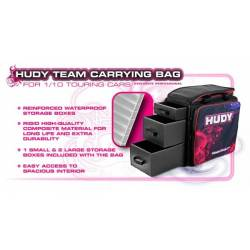 Hudy Borsa Touring Carrying Bag per 1/10 con Tool Bag V2 Exclusive Edition (art. 199100)