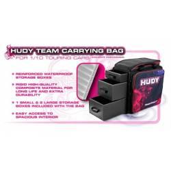 Hudy Borsa Touring Carrying Bag per 1/10 con Tool Bag V2 Exclusive Edition (art. 199100)