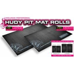 Hudy Stuoia Pit Mat da banco 750x1200mm con stampa (art. 199911)