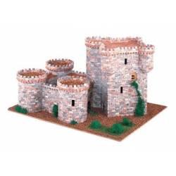 Domus Castello medievale 3 di Torija secolo XV scala 1/87 (art. DOM40903)