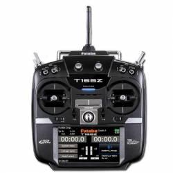 Futaba Radiocomando T16SZ 2,4Ghz Mode 1 con ricevente R7008SB (art. 1016A)