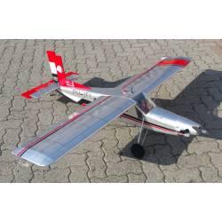 Seagull Models OCCASIONE Aeromodello PILATUS PC-6 Porter con motore, regolatore e servocomandi