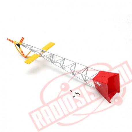 Hirobo Mini Lama R/C traliccio di coda (art. 0301-027)