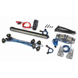 Traxxas Kit Luci a LED per automodello TRX-4 Defender (art. TXX8030)