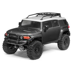 HPI Racing Venture Toyota FJ Cruiser Gunmetal Rock Crawler scala 1/10 4x4 RTR (art. HP116558)