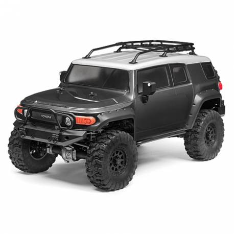 HPI Racing Venture Toyota FJ Cruiser Gunmetal Rock Crawler scala 1/10 4x4 RTR (art. HP116558)
