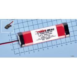Robbe Batteria Tx 9,6V 2000mAh Ni-mh 8 celle per trasmettitore (art. 4547)