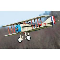 "Maxford USA Biplano Prima Guerra Mondiale SPAD XIII 1/5 68"" ARF (art. MAX005)"