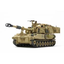 Tamiya Carro armato M109A6 Paladin Iraq War scala 1/35 (art. TA37026)