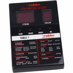 Robbe Scheda di programmazione per RO-CONTROL PRO (art. 8720)