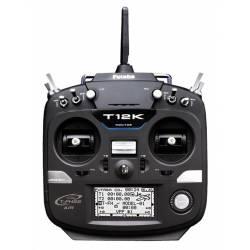 Futaba Radiocomando 12K con ricevente R3008SB 2,4GHz T-FHSS / S-FHSS (art. FU1012A)