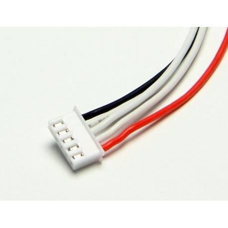 Pichler Cavo sensore bilanciatore per LiPo 4S 14,8V con connettore XHR (art. C4605)