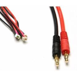 Pichler Cavo di ricarica per quattro batterie Lipo 1S connettore MCX / CX (art. C5729)