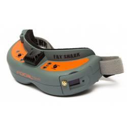 Fat Shark Occhiali Spektrum Focal DVR FPV Headset (art. SPMVR2520)