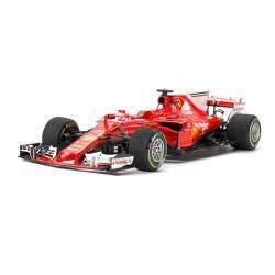 Tamiya Ferrari F1 SF70H Vettel / Raikkonen stagione 2017 GP Australia (art. TA20068)