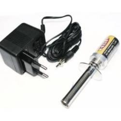 Siva Accendi candela con batteria 1800mAh e caricabatteria (art. T10030)