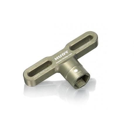 Hudy Chiave per dadi ruota da 17mm anodizzata (art. 107570)