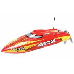"""Proboat Motoscafo Recoil 17"""" Carena a V Auto raddrizzante Brushless RTR (art. PRB08016I)"""