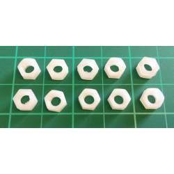 Robbe Dado in plastica M5 confezione da 10 pezzi (art. 5108)