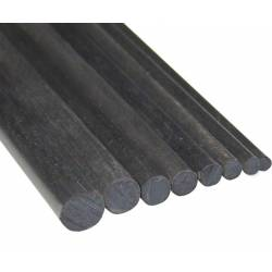 Robbe Barra tonda carbonio diametro 6x1000 mm 1 pezzo (art. 13844)