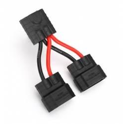 Traxxas Adattatore per 2 batterie in PARALLELO (art. TXX3064X)