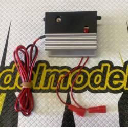 Mantua Model Alimentatore elettronico regolabile per candele Glow (art. 2371)