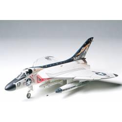Tamiya Douglas F4D-1 Skyray Kit scala 1/48 (art. TA61055)