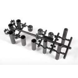 Axial Albero di trasmissione Yeti WB8-HD Driveshaft (art. AX31114)
