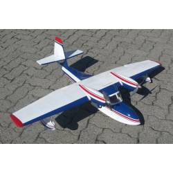 Great Planes OCCASIONE Idrovolante G-44 Widgeon EP completo (art. GPMA1151)