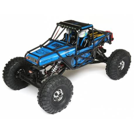 Losi Night Crawler SE RTR 1/10 4WD Rock Crawler Brushed, Blu (art. LOS03015T1)