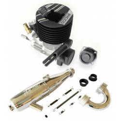 Picco Motore Boost .21 E1 Buggy Dual Start + Marmitta Racing Experience 2135 (art. PIC9520-2135)