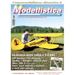 Modellistica Rivista di modellismo n°10 Ottobre 2009