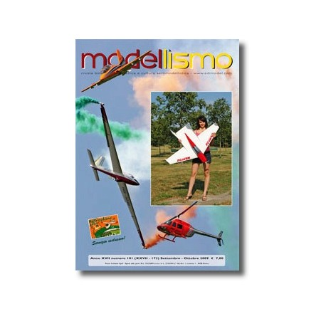 Modellismo Rivista di modellismo N°101 Settembre - Ottobre 2009