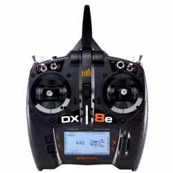 Spektrum Nuova DX8e DSMX 8 ch solo Tx Mode 2 (art. SPMR8100EU)