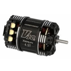 Hobbywing Motore Xerun V10 Brushless G3 7340kV (2s) 4.5T Sensored per 1/10 (art. HW30401102)