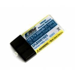 E-flite Batteria Li-po 3,7V 300mAh 25C 1S (art. EFLB3001S25)