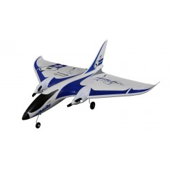Hobbyzone Aeromodello Delta Ray RTF con tecnologia SAFE Radio DXe (art. HBZ7900E)