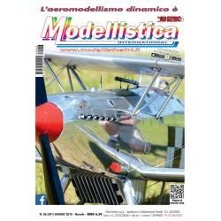 Modellistica Rivista di modellismo n°6 Giugno 2018