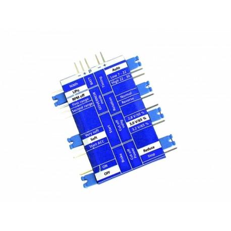 Jamara Scheda di programmazione regolatori Xetronic (art 081905)