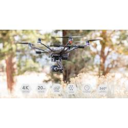 Typhoon TYPHOON H Plus Hexacopter RealSense RTF, Radio ST16S, Camera C23, 2 Batterie, Color Box (art. YUNTYHPREU)