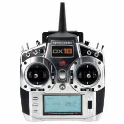 Spektrum DX18 DSMX 18Ch con AR9020 Mode 2/4 (art. SPM18100EUC)
